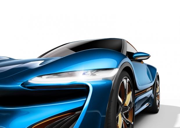 QUANTINO-Highlight at Geneva Motor Show
