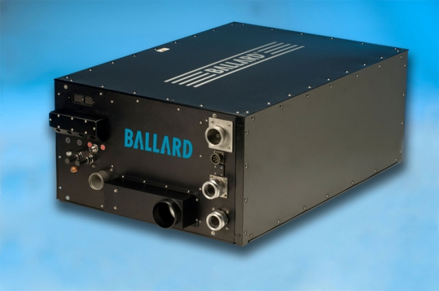 Ballard gives fuel cell property to Volkswagen