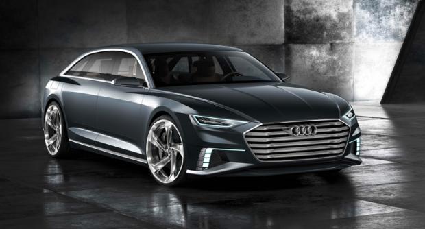 Audi presents prologue Avant show car at Geneva Motor Show