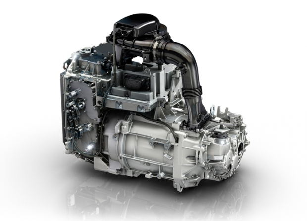 New engine for Renault Zoe