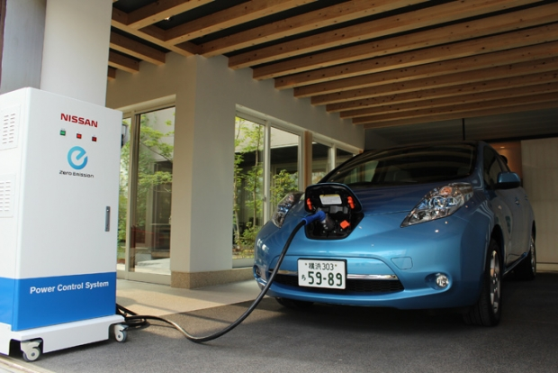 Nissan and Endesa: to go for a vehicle-to-grid system