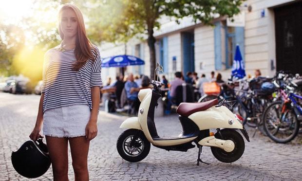 Unu, una motocicleta eléctrica asequible para todos