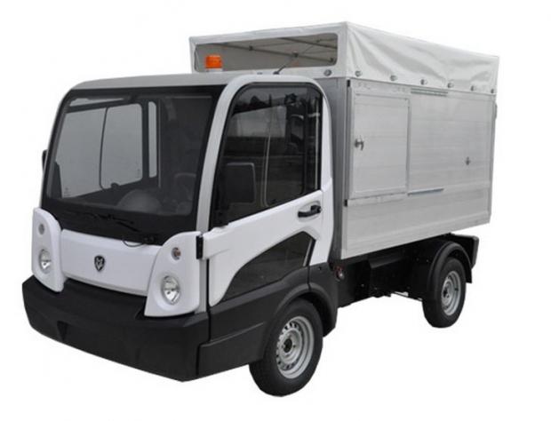 Goupil, furgonetas eléctricas compactas