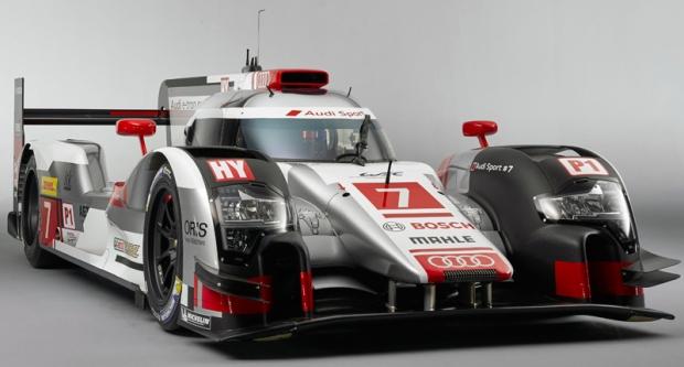 Audi R18 e-tron quattro renovado