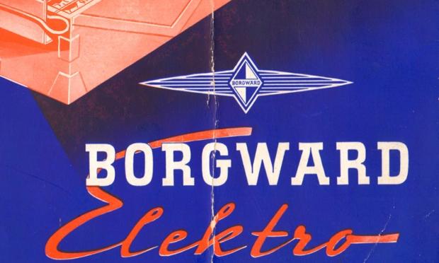 La marca Borgward resucita... con un SUV plug-in