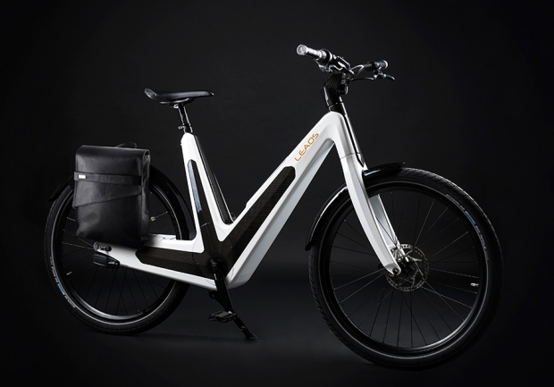 LEAOS E-bike Wins the 2015 International Red Dot Product Design Award