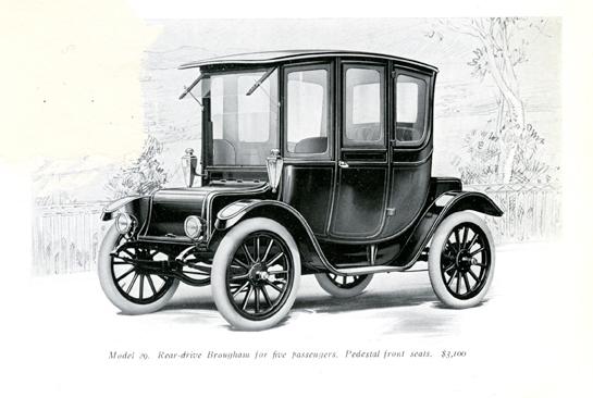 Die Geschichte der Elektroautos