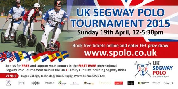 Campeonato de Polo con Segways: nuevas tecnologías, nuevos deportes