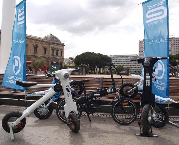 Ecoscooty y Torrot juntos en la movilidad eléctrica