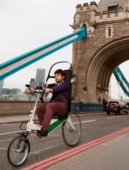 Babel Bike, a more secure bike