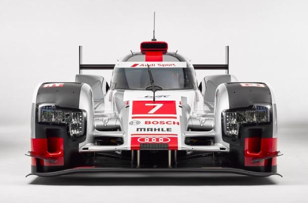 Audi in Spa
