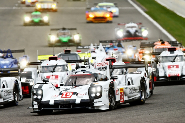 The hybrid winners in Spa