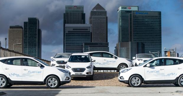 Hyundai anuncia el precio de su vehículo de pila de combustible
