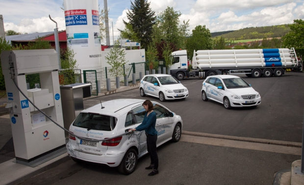 Expansion of Germany´s hydrogen infraestructure