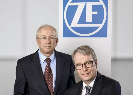ZF completa la adquisición de TRW Automotive