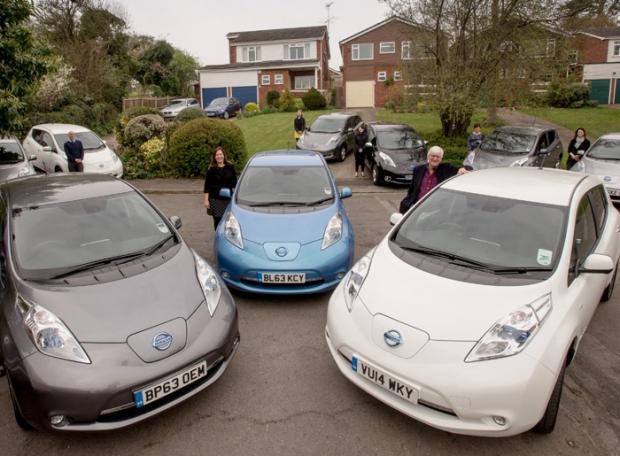 AXA realiza 645 aistencias en vehículos eléctricos