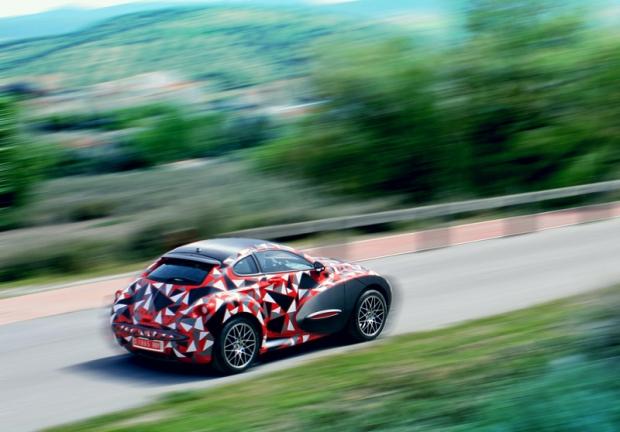 Velántur, el nuevo coche eléctrico español