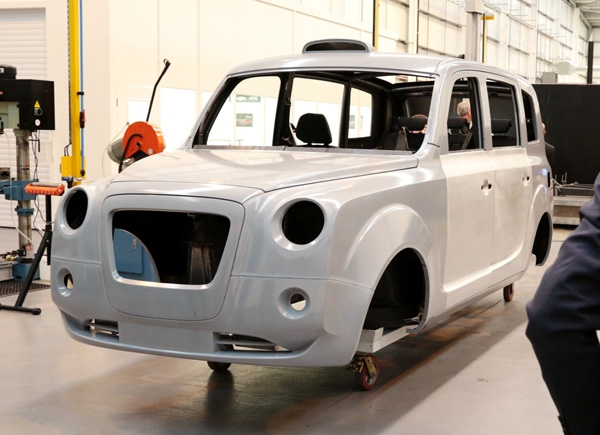 All-new electric Metrocab enter volume production