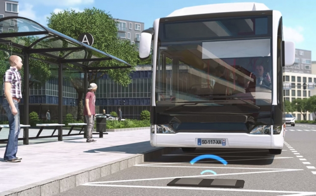 Alstom launchs a static charging system for buses