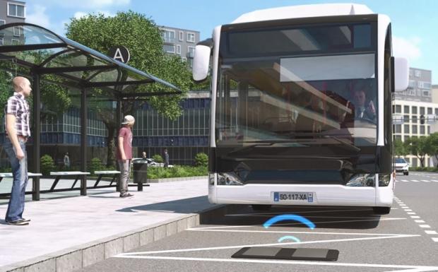 Alstom presenta la carretera eléctrica