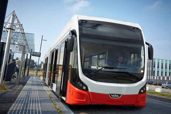 World premiere: the VDL Citea SLFA Electric