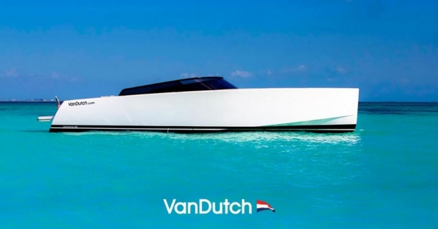 VanDutch for the first electric yacht