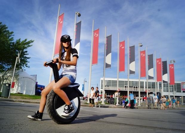 Moto Pogo, una rueda eléctrica