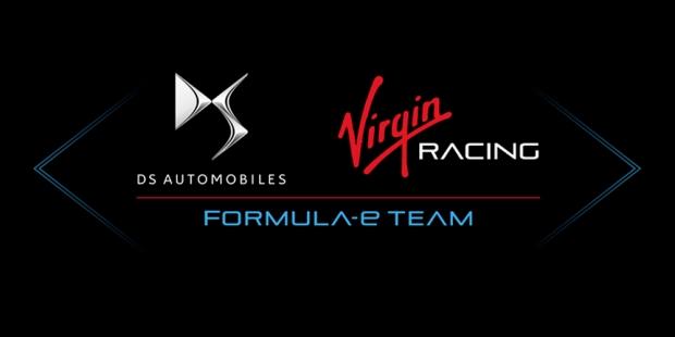 Virgin Racing Formula E team