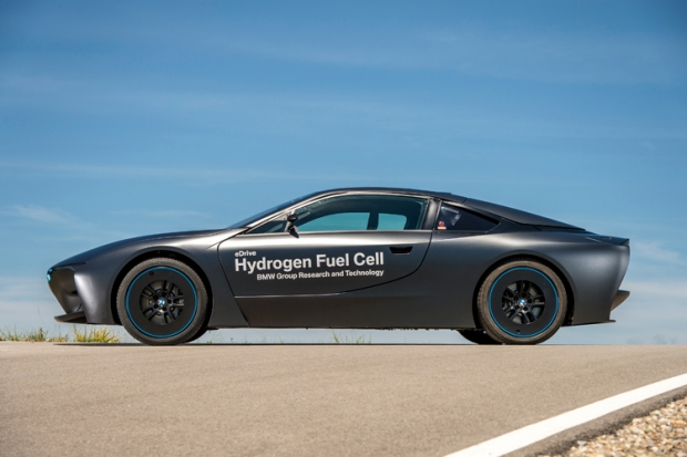 BMW group presents pioneering drive technologies