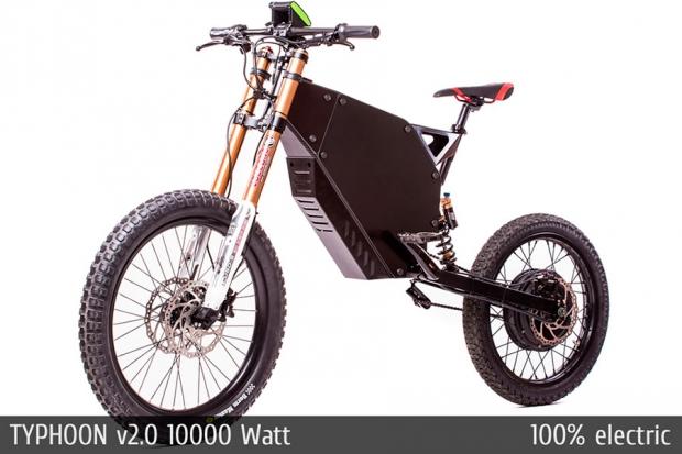 Vector Bike, una super bicicleta eléctrica