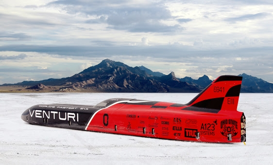 Venturi VBB-3 will be back to achieve new electric record