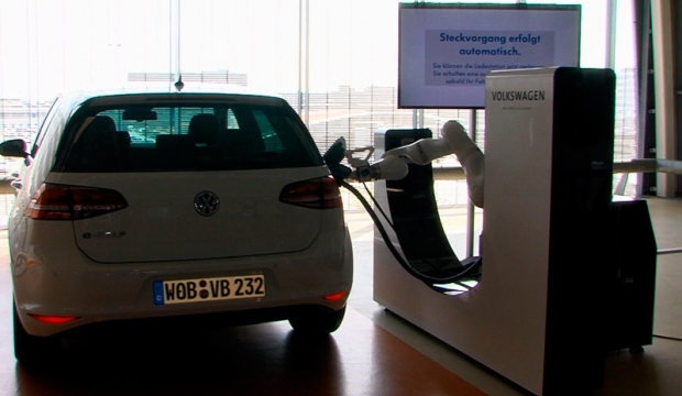 V-Charge with Volkswagen