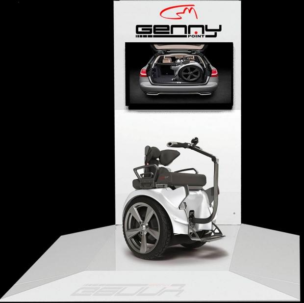 Genny Mobility inaugura su espacio en Madrid
