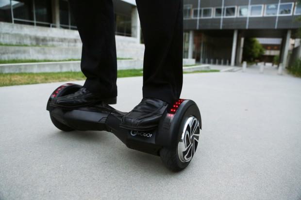 Revobot, concepto de patinete eléctrico