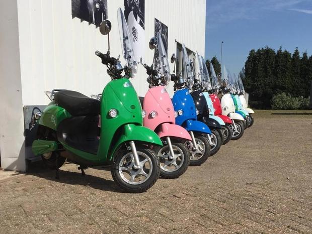 Ebretti scooters eléctricos