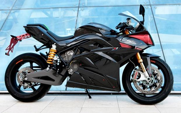 CRP Energica Ego 45, super motocicleta eléctrica