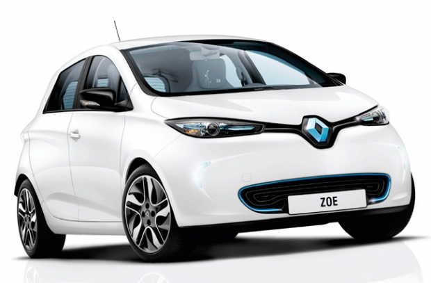Renault Zoe plugs in with Chargemaster
