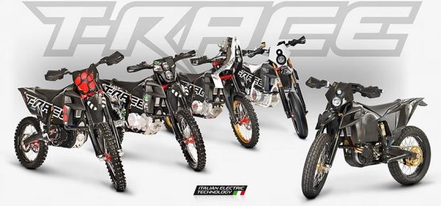 Tacita T-Race, una moto eléctrica offroad