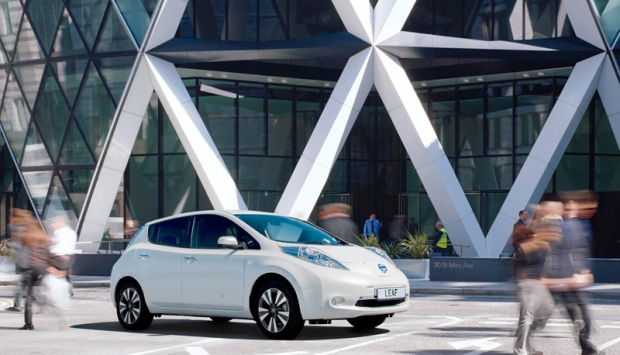 Nissan and Norman Foster