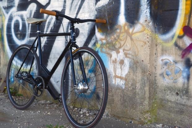 Maxwell EPO, ultralightweight e-bike