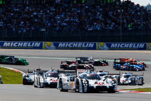 New one-two result for Porsche 919 Hybrid