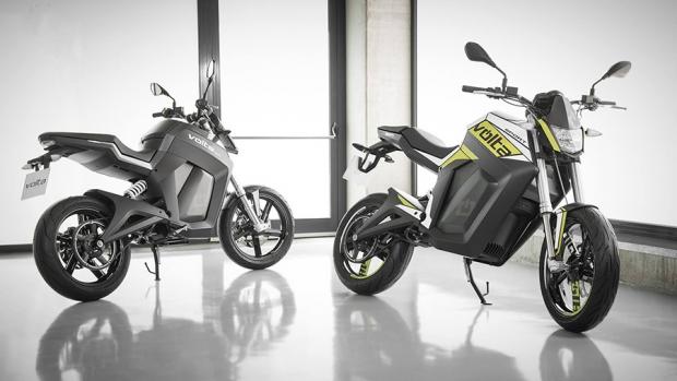 Los VOLTA Motorbikes llegan al mercado...