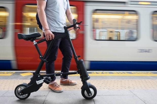 A-Bike Electrico - una bicicleta tipo smart