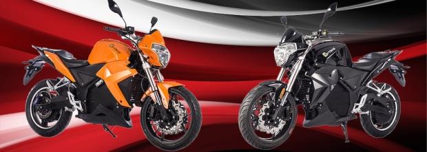 Reborn of an electric motor bike