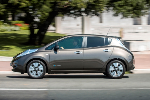 New Nissan Leaf with 30kw/h battery