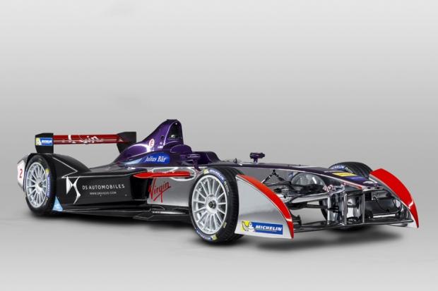 DSV-01, la Formula E de DS Virgin Racing