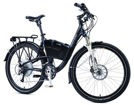 Bicicleta tipo Pedelec para todos los gustos