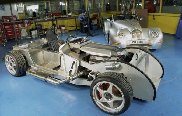 Morgan Aero Supersport eléctrico para mañana