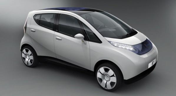 El coche eléctrico de Pininfarina se fabrica
