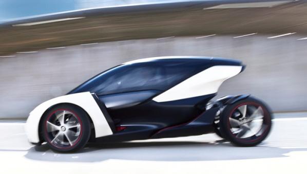 Opel presenta concepto revolucionario